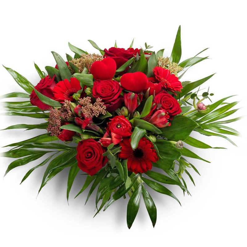 """For Valentine`s "" Bouquet"