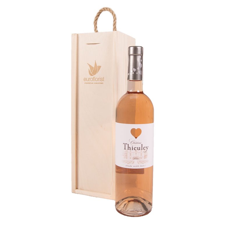Wine Chateau Thieuley Rose